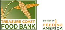 Treasure Coast Food Bank Retina Logo